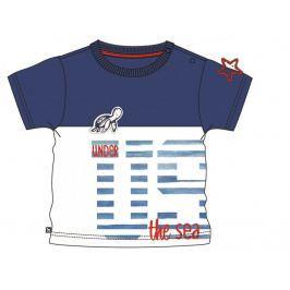 Mix 'n Match chlapecké tričko 80 modrá