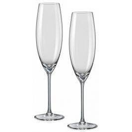 Crystalex sklenice na sekt Grandioso 230 ml, 2 ks - rozbaleno