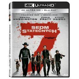 Sedm statečných (2 disky)   - Blu-ray + 4K ULTRA HD