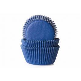 House of Marie Papírové košíčky na muffiny modré 50ks