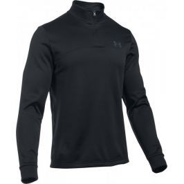 Under Armour AF Icon 1/4 Zip Black Black Stealth Gray L