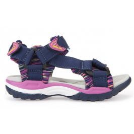 Geox dívčí sandály Borealis 28 modrá