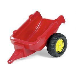 Rolly Toys Vlečka za traktor 1osá - červená