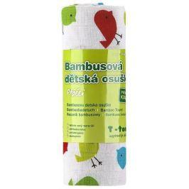 T-tomi Bambusová osuška, 1 kus, Ptáčci