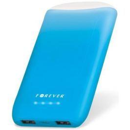 Forever TB-011 Power banka (8 000 mAh) se svítilnou, modrá