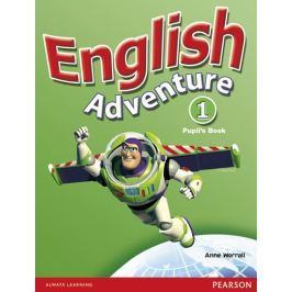 Worrall Anne: English Adventure Level 1 Pupils Book plus Picture Cards