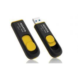 Adata UV128 16GB černý/žlutý (AUV128-16G-RBY)