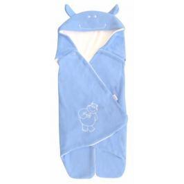 Emitex Zavinovačka s kapucí, světle modrá
