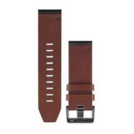 Garmin náhradní řemínek pro Fenix 5X a Fenix 3 QuickFit™ 26, hnědý