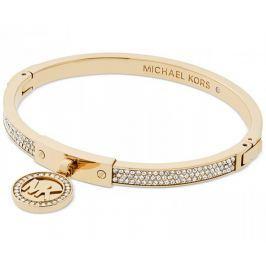 Michael Kors Pevný luxusní náramek s krystaly MKJ5976710