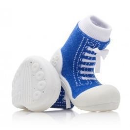 Attipas chlapecké botičky Sneakers Blue 19 modrá
