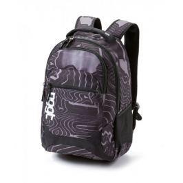 Nugget unisex černý batoh Scrambler