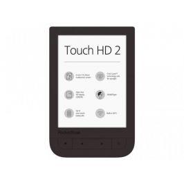 PocketBook 631+ Touch HD 2, Tmavě hnědá (PB631-2-X-WW)