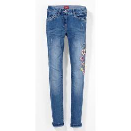 s.Oliver dívčí kalhoty 146 modrá