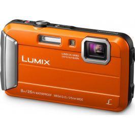 Panasonic Lumix DMC-FT30EP-D (Orange)
