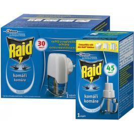 Raid elektrický proti komárům s tekutou náplní 30+45 nocí