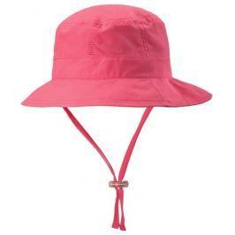Reima Dětský klobouček proti slunci Tropical UV 50+ 46 růžová