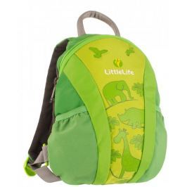 LittleLife Runabout Toddler Backpack - Green