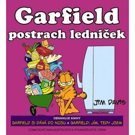 Davis Jim: Garfield postrach ledniček (č. 11+12)