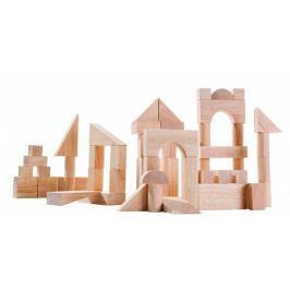 Plan Toys Přírodní stavebnice (50 ks)