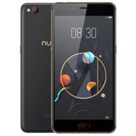 nubia N2, 4 GB / 64 GB, Dual SIM, černá/zlatá - rozbaleno