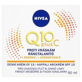 Nivea Energizující denní krém proti vráskám Q10 PLUS SPF 15 50 ml