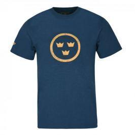 Bushman Tričko PLUCK dark blue, tmavě modrá, M