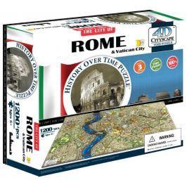 4D Cityscape Řím & Vatikán