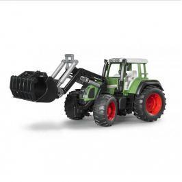 Bruder Farmer - traktor Fendt Favorit 926 Vario s předním nakladačem - rozbaleno