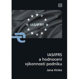 Hinke Jana: IAS/IFRS a hodnocení výkonnosti podniku