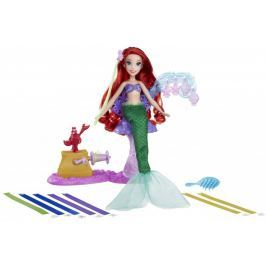 Disney Panenka s extra dlouhými vlasy Ariel