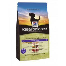 Hill's Canine Ideal Balance Adult Mature kuřecí s rýží 12 kg
