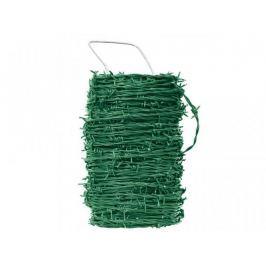 Ostnatý drát Pichláček Zn+PVC (poplastovamý) - balení 100 m