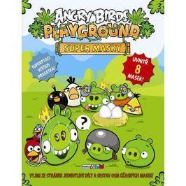 Angry Birds Playground - Super masky