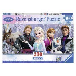 Ravensburger Ledové království Panorama 200 dílků