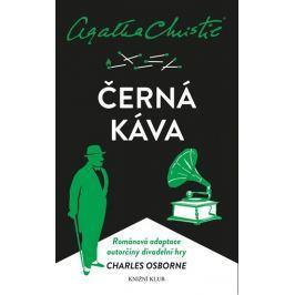 Christie Agatha, Osborne Charles: Poirot: Černá káva