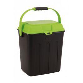 Maelson Box na granule Dry Box černá / zelená 3 kg
