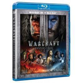 Warcraft: První střet (2D+3D verze, 2 disky)   - Blu-ray