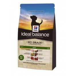 Hill's Canine Ideal Balance Adult NO GRAIN kuře & brambory 12 kg Granule pro psy