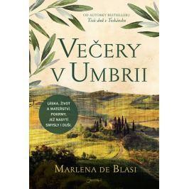 de Blasi Marlena: Večery v Umbrii