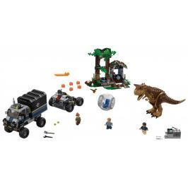 LEGO JurassicWorld 75929 Útěk Carnotaura zGyrosféry