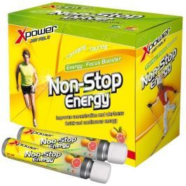 Xpower Non-stop Energy, grep, balení 10x25ml