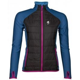 High Point Flow 2.0 Lady Jacket Black/blue XS