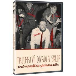 Tajemství Divadla Sklep   - DVD