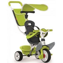 Smoby Tříkolka Baby balade 2 zelená