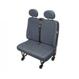 KEGEL Potah na sedačku do dodávek Van Practical DV2 L, barva šedá