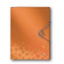 Organizér - desky BEBOP oranžový