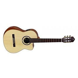 Ortega Striped Suite CE Klasická elektroakustická kytara