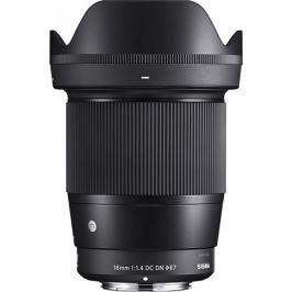 Sigma 16/1,4 DC DN Contemporary pro Sony E mount