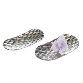 Papillon Dekorativní mísa hliníková Diamond, 44 cm